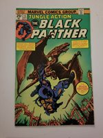 Jungle Action 15 Black Panther