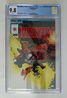 Harbinger #8 Valiant Comics CGC 9.8