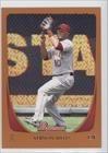 Vernon Wells #112/250 (Baseball Card) 2011 Bowman Orange #187