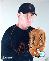 DAMIEN MOSS SAN FRANCISCO GIANTS UNSIGNED 8X10 PHOTO