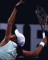 Jessica Kirkland signed tennis 8x10 photo W/Certificate Autographed (A0007)