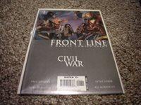 CIVIL WAR: FRONT LINE #1 (2006 Series) Marvel Comics NM