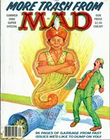 Mad Magazine, Super Special, Summer 1986, More Trash From Mad - Fair