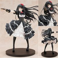 Act Date A Live Nightmare Tokisaki Kurumi PVC Anime Comic Action Figure Boxed
