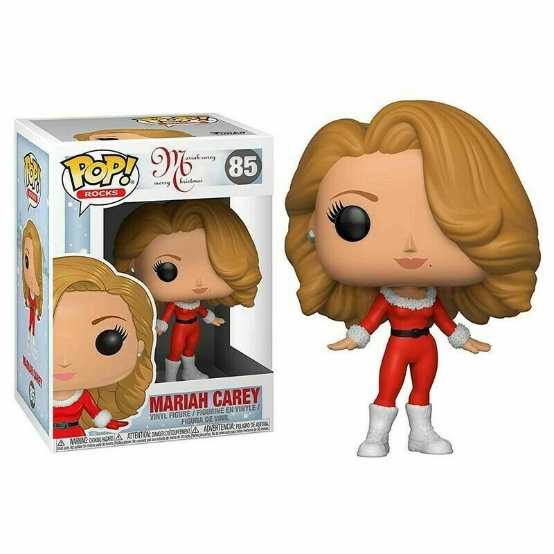 MUSIC FUNKO POP ROCKS MARIAH CAREY 85 33433 VINYL FIGURE