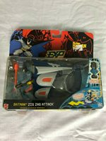 The Batman EXP Zig Zag Attack Vehicle with Batman Action Figure NIP 4+ S55-16