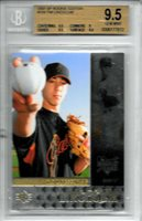 San Francisco Giants RC Lot - Buster Posey, Lincecum, Mays Topps BGS 9.5