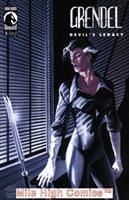 GRENDEL: DEVIL'S LEGACY (2000 Series) #6 Very Good Comics Book