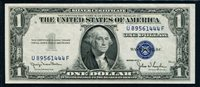 $1 1935D Clark-Snyder F1613 Narrow. Gem Uncirculated.