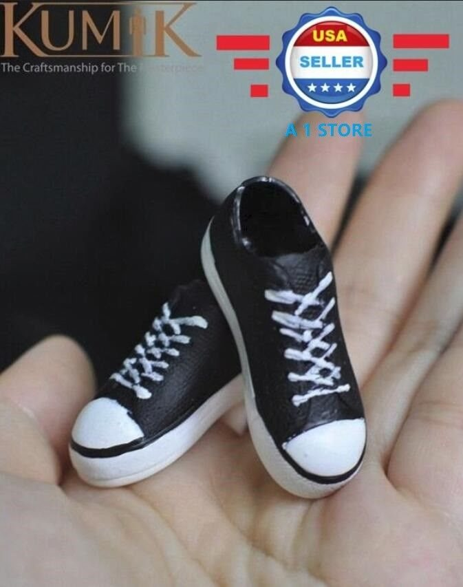 """KUMIK 1//6 scale Sneakers Shoes HOLLOW for 12/"""" Male Action Figure DOLL"""