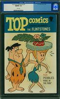 TOP COMICS (FLINTSTONES) #3