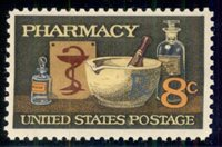 #1473 8¢ PHARMACY LOT OF 400 MINT STAMPS, SPICE UP YOUR MAILINGS!