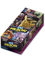 Pre-order Pokemon Card Game Sun & Moon Pikachu Movie Special Pack 3 Box set