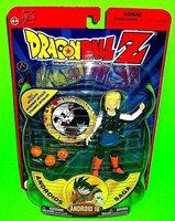Vtg Android 18 Dragonball Z Irwin Toys Dbz Action Figur