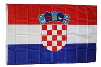 CROATIA FLAG 3 x 5 ' FLAG - NEW 3X5 INDOOR OUTDOOR COUNTRY FLAG - lower price