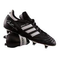 best authentic 702ae 9ab43 Sir Bobby Charlton Signed Football Boot - Adidas World