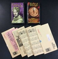 MURDER AT MIDNIGHT CHANDU MAGICIAN MYSTERY OLD TIME RADIO SHOW AUDIO CASSETTE