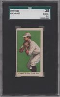 1909 E102 Anonymous Hal Chase SGC 35 (25)