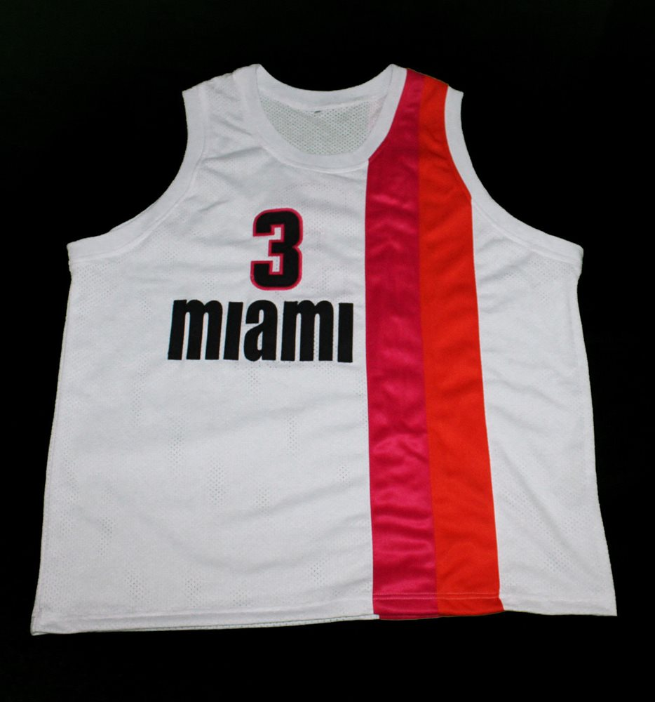 reputable site fc610 dfecd coupon code for dwyane wade retro jersey 937d3 8afca