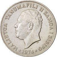 SAMOA 10 Sene 20 Sene 50 Sene UNC * Lot of 5 Coins Tala /& 2 Tala 2001