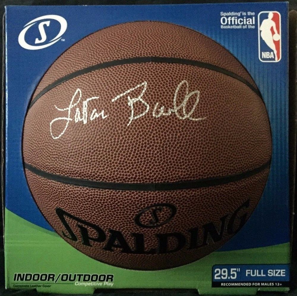 ffa218b12 Lavar Ball Autograph Autographed Signed Memorabilia Basketball Lonzo Ball  Big Baller Brand Bbb PSA DNA. Click To Enlarge