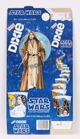 Star Wars Dixie Cups Box Ben Kenobi MISC