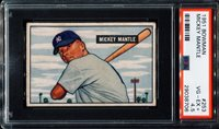1951 Bowman #253 Mickey Mantle PSA 4.5 Rookie RC **Centered**