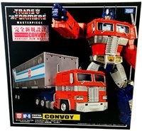 Transformers 12 Inch Action Figure Masterpiece Series - Optimus Prime New Mold MP-10 Reissue