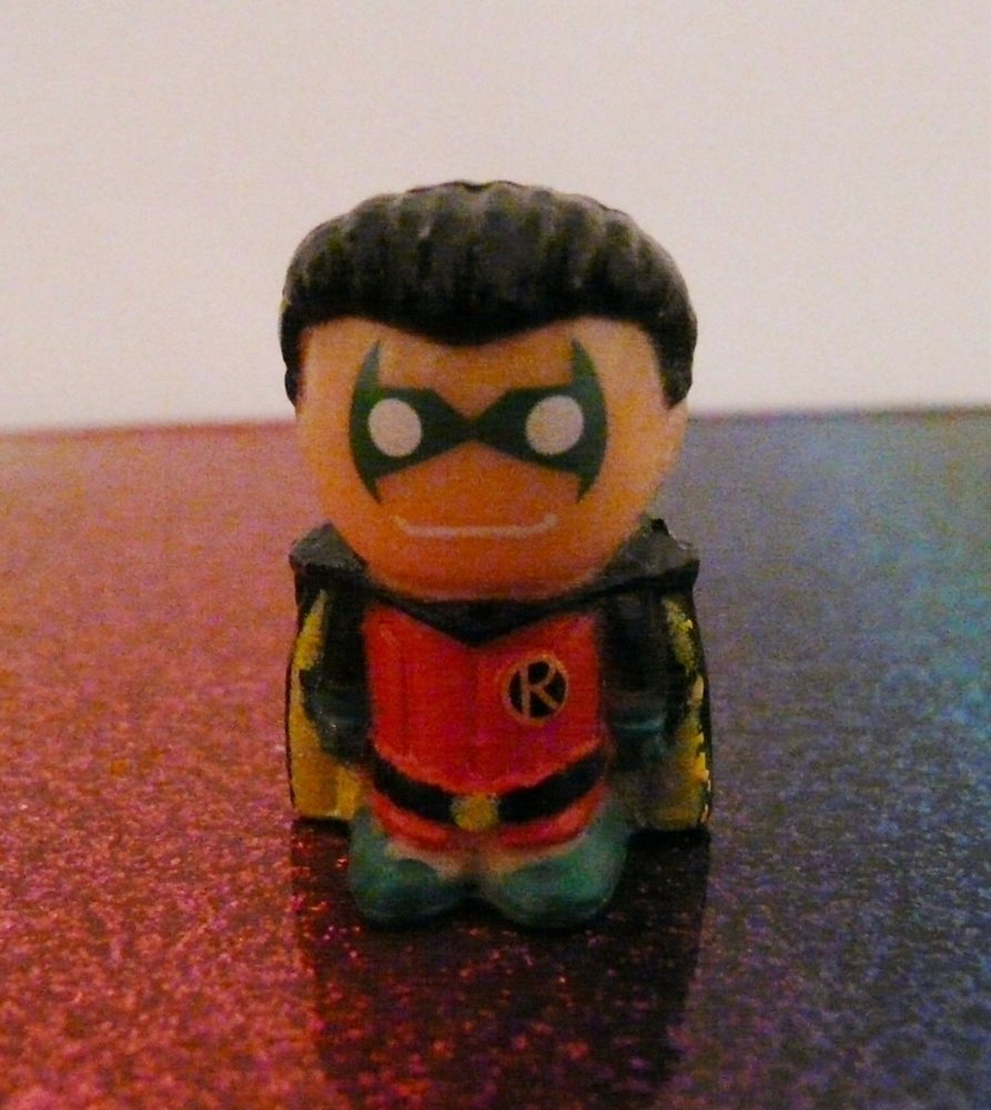 DC Comics Justice League HAWKMAN Chibis Mini Figure Mint Loose