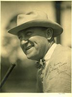 Ty Cobb 'In Sincere Friendship' Autographed Signed 9.5x12.75 Photo - PSA/DNA Certified