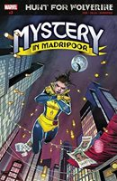 Hunt For Wolverine Mystery In Madripoor #3 MARVEL Comics