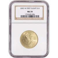 US Mint Box /& COA  2009 $10 Gold Unc FIRST Spouse Margaret Taylor NO COINS