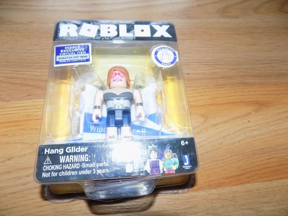 Roblox Hang Glider Action Figure Toy Mix & Match Parts New