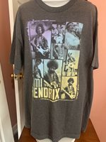 Jimi Hendrix Size Large Zion Shirt NWOT's from 2012