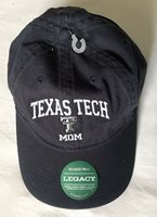 NWOT Legacy Texax Tech Mom hat BRAND NEW