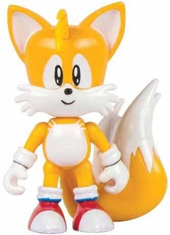 Sonic The Hedgehog Classic Tails Action Figure Loose
