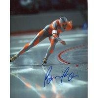 Bonnie Blair Autographed 8x10