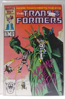 Marvel Transformers 23