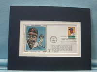 Hall of Famer & Baltimore Oriole Great Frank Robinson & First Day Cover