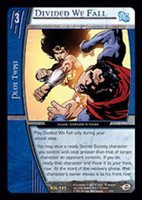 Moderately Played DC Justice League of A Foil VS System: UN General Assembly