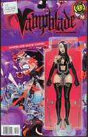 Vampblade #4 Cover C Variant Winston Young Action Figure Cover