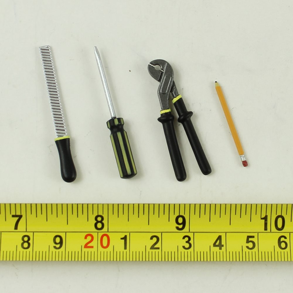 TC13-27 1//6 Scale Action Figure Tools Set F ZCWO