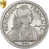 Indochina, 5 Cent, 1946, Essai, PCGS SP64