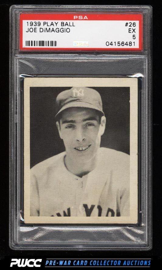 Ebay Auction Item 351861696141 Baseball Cards 1939 Play Ball