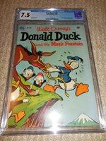1951 Dell Four Color FC #339 Donald Duck CGC 7.5 VF-