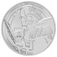 First Strike 2019 Niue 1oz Silver Star Wars Darth Vader Coin PCGS MS69