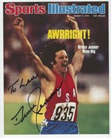 Bruce Jenner Signed Auto 8x10 Olympics Photo Autograph Personalized