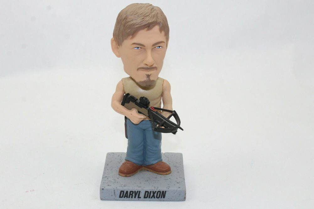FUNKO Wacky Wobbler The Walking Dead Daryl Dixon Crossbow Bobblehead