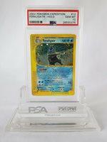 Pokemon 2002 Expedition Feraligatr Holo #12 PSA 10 GEM MINT Low Pop