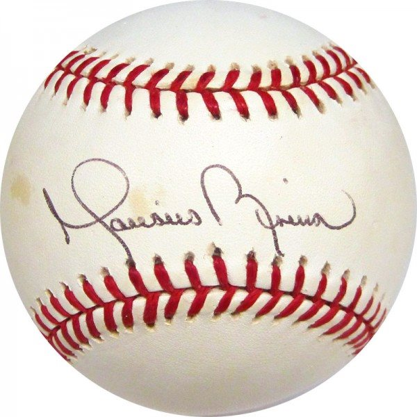 super popular 41444 2fc6c Mariano Rivera Autographed Baseball (JSA)